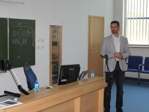 Wykład otwarty dr Matúš Šucha