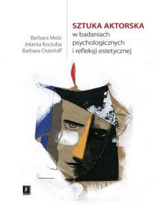 Sztuka aktorska okładka książki