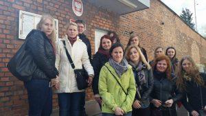 Studenci Psychologii w Zakładzie karnym w Lublińcu