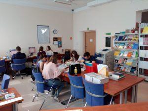 Biblioteka Instytutu Psychologii