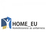 Logo projektu Homelessness as unfairness