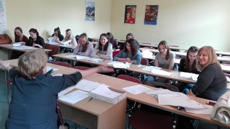 Szkolenia ankieterów - profekt HOME_EU - zdjęcie