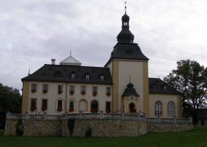 Kamień Śląski Pałac Odrowążów